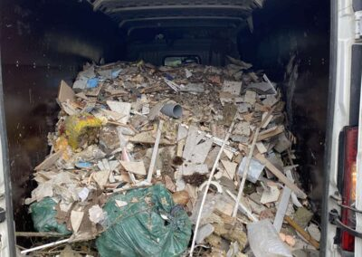 Ehitusjäätmete äravedu