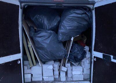 Ehitusjäätmete äravedu 6